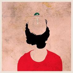 theSTAPLETON #illustration #art #confused