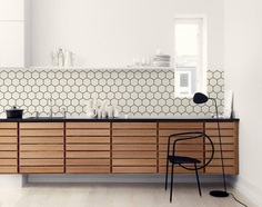 Design Trends: White Geometric Tile | Fireclay Tile
