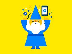 FB Setup Wizard #illustration