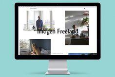 Imogen Freeland by Joni Kirton #website #web #site