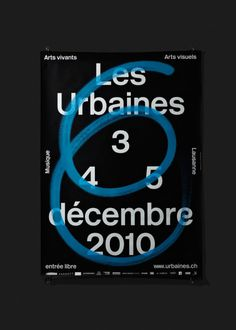 Les Urbaines #print #poster