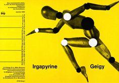 Geigy Advert.
