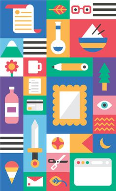 Art | icons on Behance #ewfwef