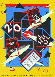 Visva: Photo #design #poster #typography