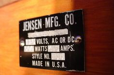Google Image Result for http://www.indianarog.com/Jensen%252055%2520ID%2520tag.JPG #sign #basic #industrial