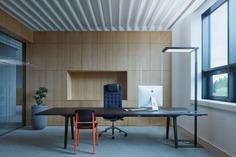 Lucron Office, Čechvala Architects 7