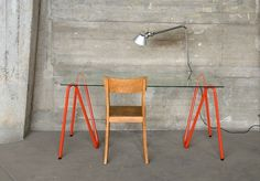 DANIEL LORCH INDUSTRIAL DESIGN #chair #furniture #table