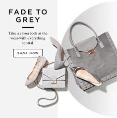 Shop Silver + Grey Pieces At The Official Loeffler Randall Online Store LoefflerRandall.com #email #loeffler randall