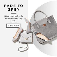 Shop Silver + Grey Pieces At The Official Loeffler Randall Online Store LoefflerRandall.com