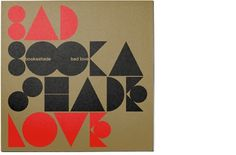 Booka Shade — More, by HORT - Visual Journal #shade #graphic #booka #vinyl #music #short #typography