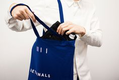 Bethnals by Post #graphic design #bag
