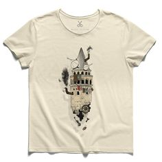 #galata - ghetto #beige #tee #tshirt #galata #tower #istanbul #ghetto #aerial #poor #gypsy