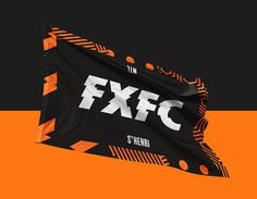 FXFC football club on Behance