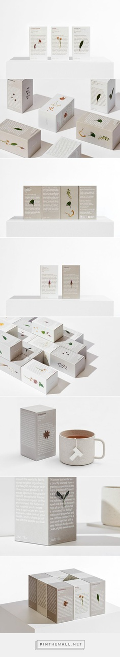 Love Tea Packaging by The Company You Keep
