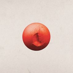 tumblr_lnpu5xID3F1qgycrgo1_500.jpg (JPEG Image, 500x500 pixels) #egg #red #design #broken #circle #japan