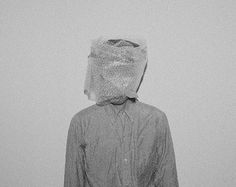 PERMANENT PiECES AGAIN_11 | Flickr - Photo Sharing! #bubble #wrap #portrait #photography #film #symmetry