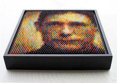 longalingua #pixel #crayon #portrait #art