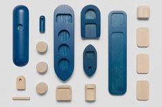 Minimalist Wooden Toys Design by Permafrost