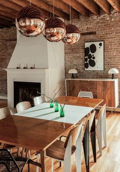 Urban Loft Apartment in Jersey City Enriched with Color and Texture 5
