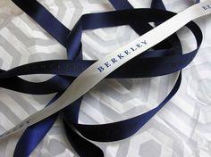 Construct — Berkeley Branding | September Industry #tissue #packaging #identity #ribbon #paper