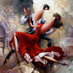 Paintings by Nathan Brutsky #brutsky #nathan #paintings