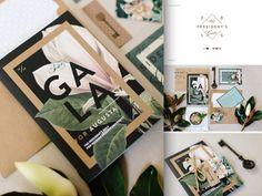 #Branding and #Invitation design for a Gala benefitting Georgia Regents University in Augusta, Ga.