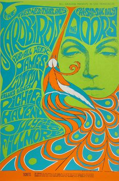 Yardbirds Gig Poster