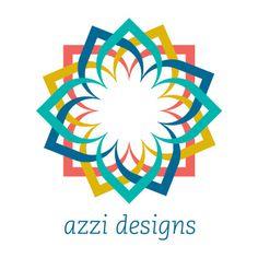 Azzi Design #logo #brand #identity