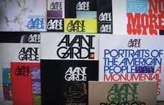 Avant Garde Magazine 1-14 | Flickr - Photo Sharing!  Credits: https://www.flickr.com/photos/29091615@N03/3305350767/