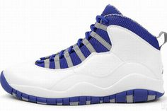 Nike Air Jordan X 10 Retro Old Royal Mens Shoes #shoes