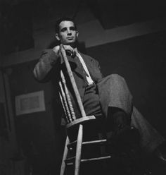 All sizes | Jack Kerouac, by Elliott Erwitt | Flickr - Photo Sharing! #elliott #erwitt