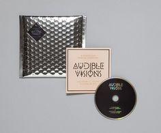 Ill Studio - Audible Visions #audible #cover #vision #studio #ill