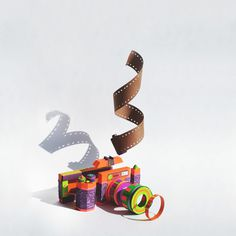 Teasers for Papercraft Campaign on Behance