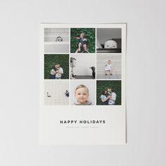 Joy (Multi-image) - Holiday Photo Cards - Cards