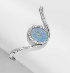 Chopard Opal-Brillant-Damenarmbanduhr