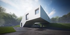 H A J | 001 House Hafner #architecture