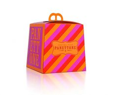 Pearlfisher - Effective design for iconic and challenger brands #packaging #bright #jamie oliver #pearlfisher #panettone