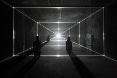 United Visual Artists — Vanishing Point