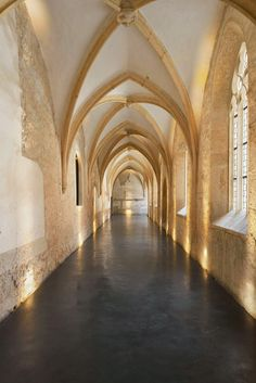 CJWHO ™ (Ptuj Performance Center, Slovenia by ENOTA The...) #restoration #slovenia #monastery #church #design #interiors #architecture