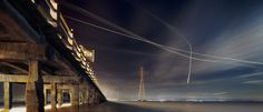 Awesome airport flight paths by terence chang