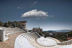 CJWHO ™ (Axion Esti Multiplex by Dimitri Philippitzis #design #landscape #photography #architecture #greece