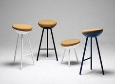 Boet Stools by Note Design Studio  CONTEMPORIST #swedish #chair #seat #stools