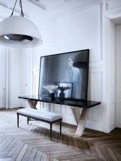 A House in Paris #interior