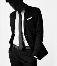 Merde! - Fashion photography #fashion #photo #male #suit