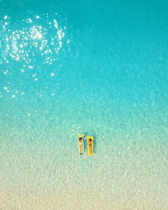 Greece From Above: Minimalist Drone Photography by Costas Spathis