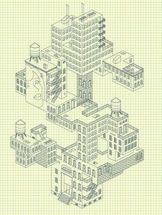 Christoph Niemann / portfolio / Graphic 01