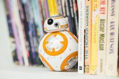 Miniature Star Wars BB-8 Droid #starWars #robot