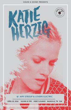 Katie Herzig — JDSN— Nashville based graphic designer for big brands and great bands