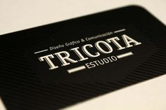 Tarjetas Personales on the Behance Network #card #printing #business