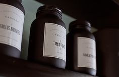 Canalla | Manifiesto Futura #branding #packaging #label #identity #logo